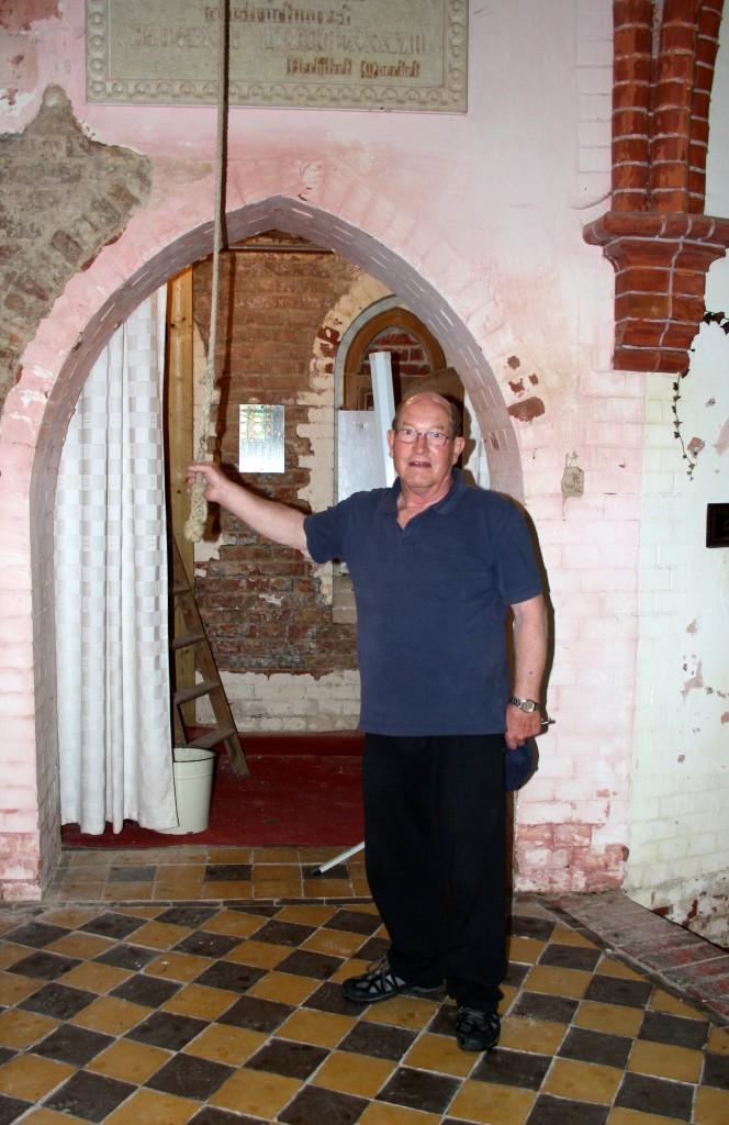 Eckart Paap in Heiligendamm