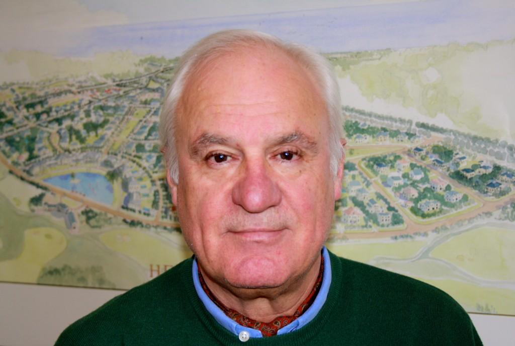 ECH-Geschäftsführer Heiner Zimmermann hat bereits viele prämierte Immobilienprojekte geleitet.