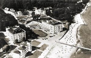Neues Heiligendamm: In der zweiten Hälfte des 19. Jahrhunderts entstand die Weiße Stadt am Meer.