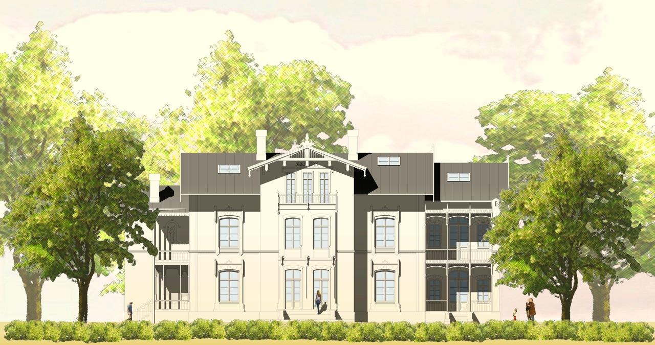 Zukunft-Heiligendamm-Villa-Seestern