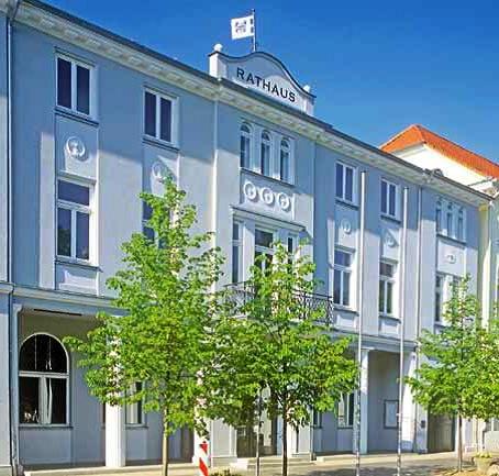 Zukunft-Heiligendamm-Rathaus-Doberan-Blockade