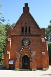 Dem Verfall der katholischen Waldkirche hat der Förderverein Einhalt geboten. Dennoch ist die Kapelle für Besucher leider noch gesperrt.