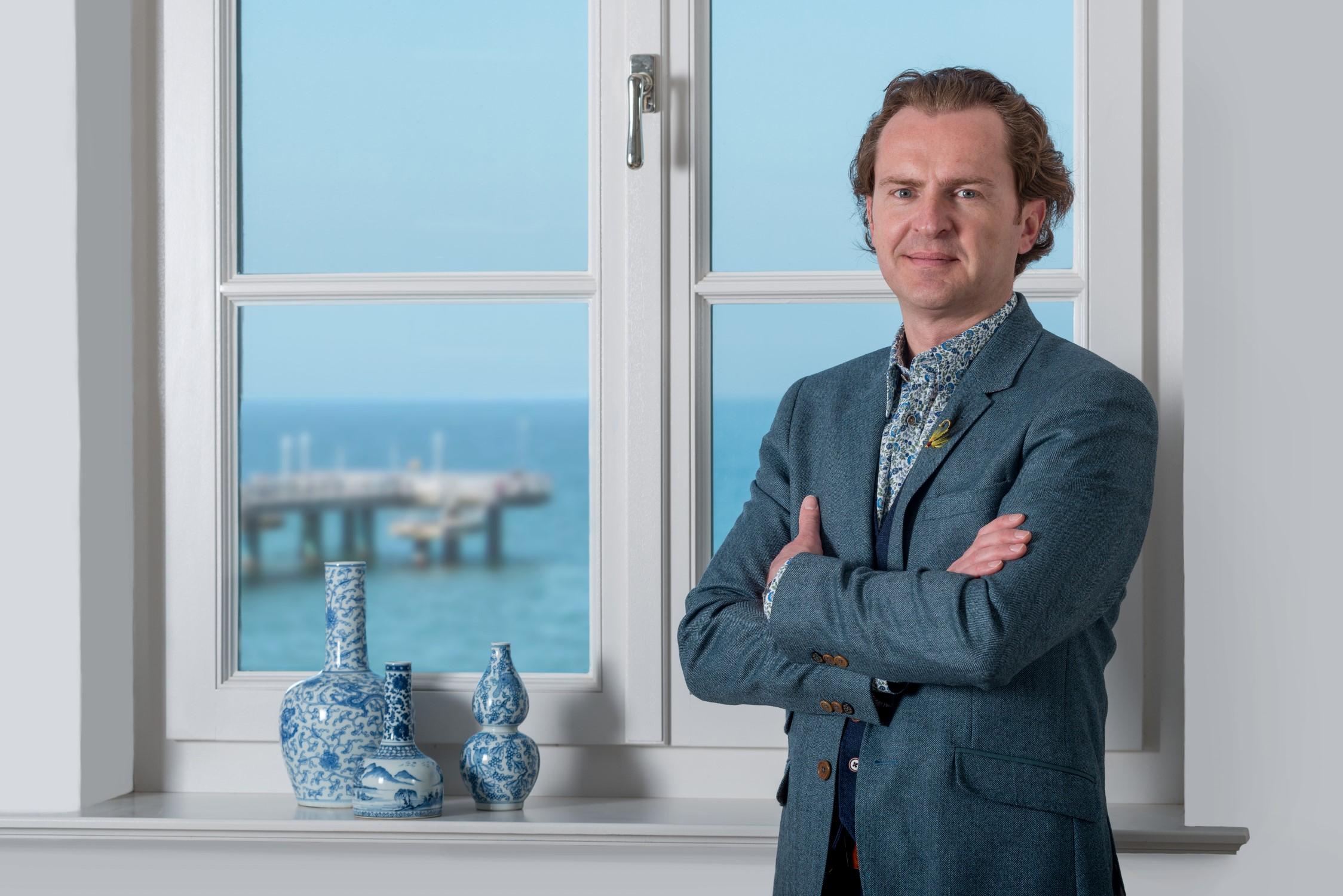 Thomas Liebing ist neuer Vertriebschef der ECH. Foto: ECH