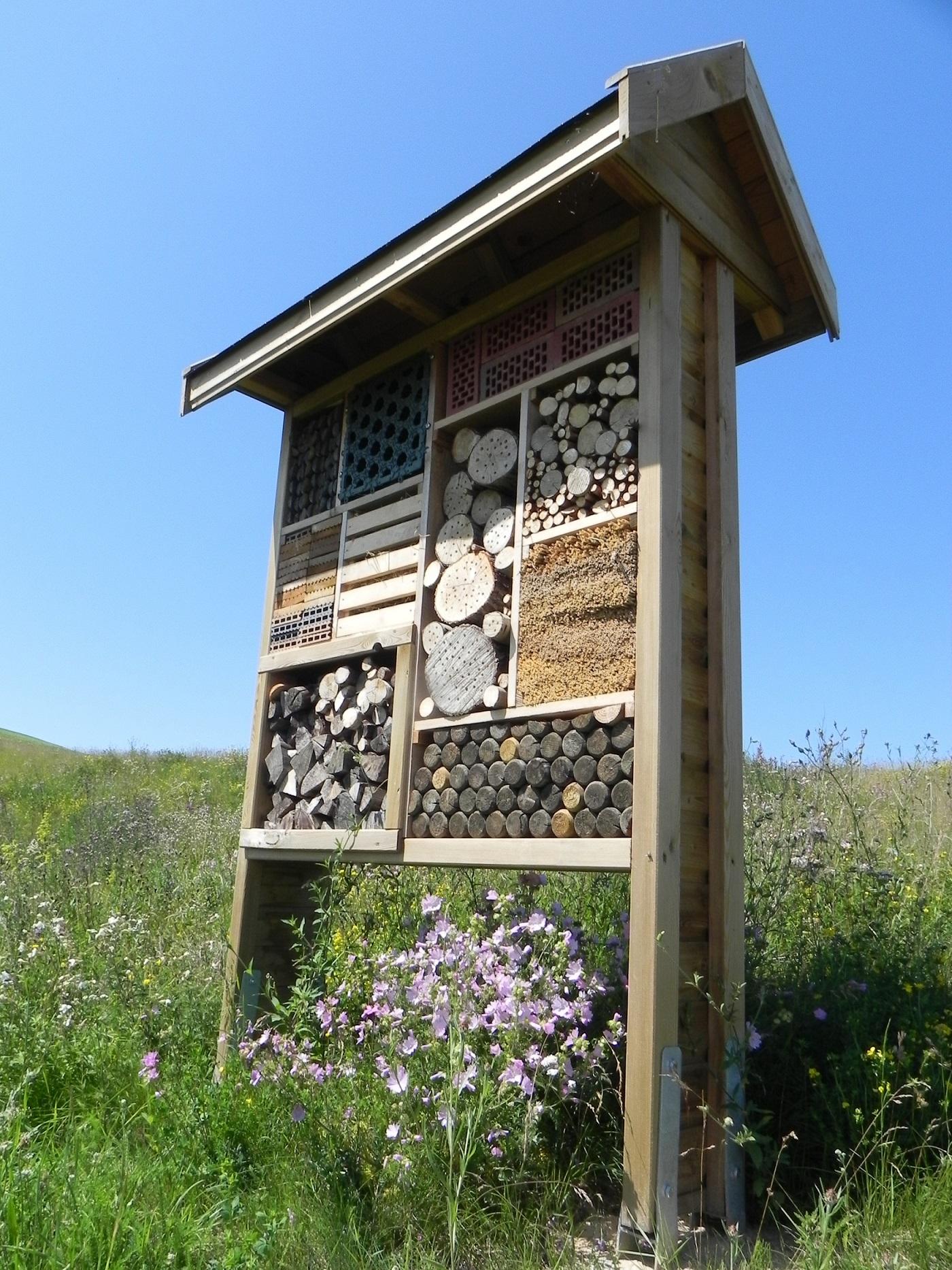 Insektenhotel-Wittenbeck-Golf-Resort