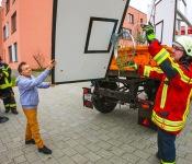Zukunft-Heiligendamm-Basketball-Korb